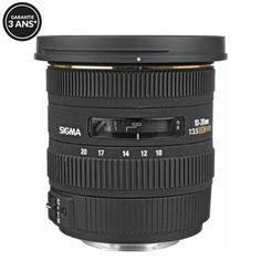 photo Sigma 10-20mm f/3.5 EX DC HSM Monture Canon