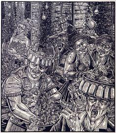 Tom Huck Print