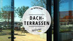 Münchens Dachterrassen sind überschaubar, aber dafür ist jede einen Besuch wert, denn der Ausblick von hier oben ist jeweils einmalig! Hier sind unsere 11 schönsten Adressen. Bavaria, Munich, Places To Go, Tours, Travel, Outdoor, Inspiration, Restaurants, Holiday