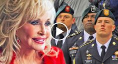 { DOLLY PARTON DELIVERS A GLORIOUS, EMOTIONAL TRIBUTE WITH 'BALLAD OF THE GREEN BERETS' } http://countryrebel.com/blogs/videos/48143043-dolly-parton-delivers-a-glorious-emotional-tribute-with-ballad-of-the-green-berets?a=md&var=Dolly-GreenBerets-A2C