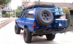 FJ60  - Expedition Portal