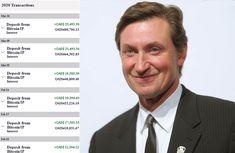 Wayne Gretzky's Latest Investment Ice Hockey Players, Wayne Gretzky, Stephen Colbert, Richard Branson, Bill Gates, Dream Cars, Investing, Interview