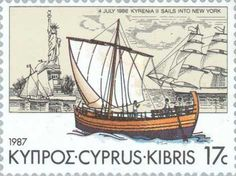 Ancient Greek Ships Stamp World, Classic Sailing, Postage Stamp Art, Love Stamps, Ship Art, Fauna, Model Ships, Stamp Collecting, Ancient Greek
