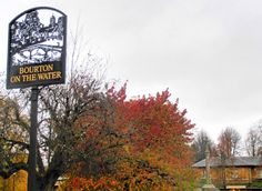 Cotswolds, Bourton-on-the-Water