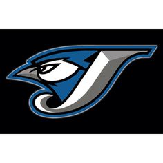 Toronto Blue Jays Cap Logo on Chris Creamer's Sports Logos Page - SportsLogos. A virtual museum of sports logos, uniforms and historical items. Mlb Team Logos, Mlb Teams, Sports Logos, Sports Teams, Toronto Blue Jays Logo, Baseball Toronto, Canada, Go Blue, Basketball
