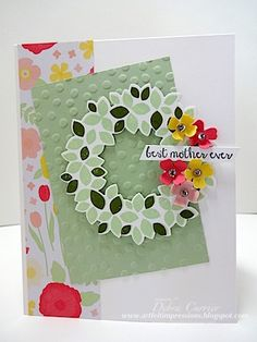 The Stamp Review Crew is having a blog hop today featuring the Wondrous Wreath stamp set. Take the tour for some great inspiration! You can start here:   http://artfeltimpressions.blogspot.com/2015/02/the-stamp-review-crew-wondrous-wreath.html