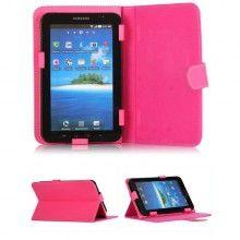 Capa Tablet 7 Polegadas - Livro Rosa  R$28,33