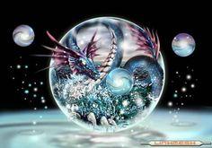 crsytal dragons | Crystal Ball