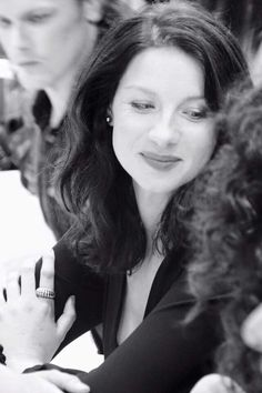 Caitriona Balfe at the 2015 San Diego Comic Con