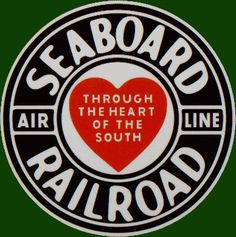South Carolina Railroads - Seaboard Air Line Railway