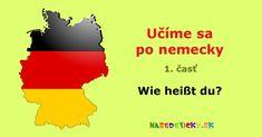 Učíme sa po nemecky.