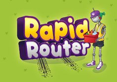 Rapid Router is a free teaching coding resource aimed at and Lower children to teach children the basic principles of programming. Computer Coding, Computer Lab, Computer Science, Programming For Kids, Computer Programming, Teaching Kids, Kids Learning, Computational Thinking, Summer Courses