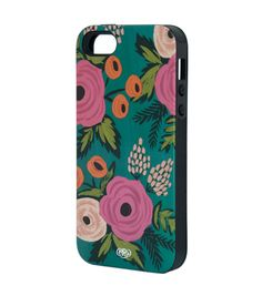 Rifle Paper Co. Spanish Rose iPhone 5 Case - INLAY