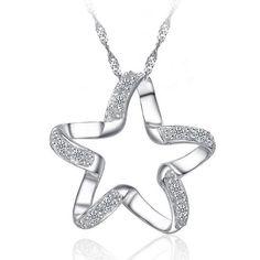 Item Type: NecklacesFine or Fashion: FashionChain Type: Link ChainNecklace Type: Pendant NecklacesPendant Size: /Style: TrendyBrand Name: JEXXIGender: WomenShap