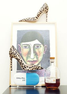 """I worked in art for about six years and really got disenchanted with it. Not art in itself but more the world around it."" http://www.thecoveteur.com/claire-distenfeld-fivestory/"