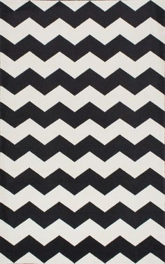 Aponte Black Area Rug