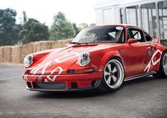 Singer Porsche, Porsche 964, Porsche Carrera, Porsche Cars, Porsche Classic, Classic Cars, Carros Lamborghini, Singer Vehicle Design, Porsche 911