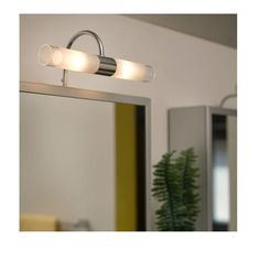 Mirror With Lights, Wall Lights, Ceiling Lights, Home Design, Granada, Track Lighting, Sconces, Chrome, Furniture