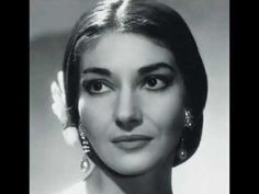 "Maria Callas performs ""O Mio Babbino Caro"" by Giacomo Puccini, Maria Callas, Best Old Songs, Aristotle Onassis, Love At First Sight, Classical Music, Michael Jackson, Music Artists, Videos, Style Icons"