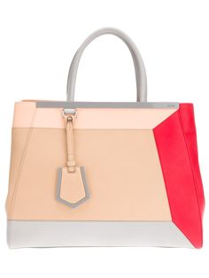 Fendi 2Jours Tote Bag - Cuccuini - farfetch.com