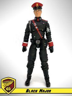 G.I. Joe - Cobra customs :: Black Major