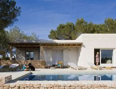 House in Formentera. I love it!