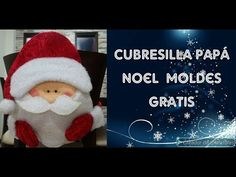 Christmas Stockings, Christmas Ornaments, Crochet Hats, Make It Yourself, Holiday Decor, Youtube, Erika, Google, Slipcovers For Chairs