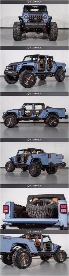 Starwood Bandit Jeep
