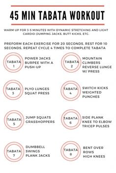 How Often To Do This Routine Combine It With Our Other S All Information About Fitness Blender Hiit Total Body Toning Tabata Wor Group Fitness, Fitness Tips, Health Fitness, Key Health, Health Diet, Fitness Classes, Fitness Models, Fun Workouts, At Home Workouts