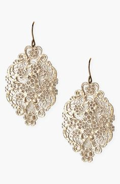 Argento Vivo Teardrop Earrings (Nordstrom Exclusive) available at #Nordstrom