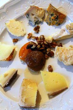 Piatto formaggi - Villa Crespi