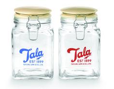 Vintage 1960s Storage 1100ml Jars £5.99  http://www.zoomspares.co.uk/?Action=ShowItem&ZPID=10009277&Item=TALA+1960S+1100ML+VINTAGE+STORAGE+JARS