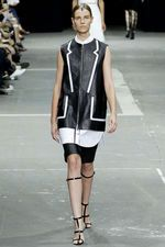 #Superposición #Fragmentación Alexander Wang Spring 2013 Ready-to-Wear Collection @diariodeltraje