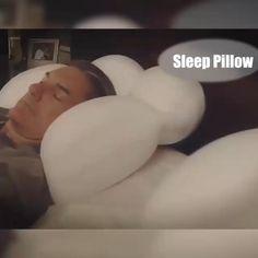 Pillow Set, Pillow Covers, Cloud Pillow, Neck Pillow, Sleep Rituals, Comfortable Pillows, Head And Neck, Neck Pain, Decorative Pillows