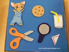 Libraryland: Flannel Friday-If You Give a Mouse a Cookie