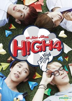 High4 Mini Abum Vol.1 - Hi High