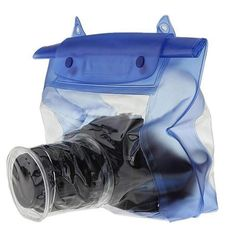 SLR Camera Underwater Cover