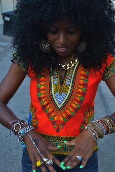 african style LOVE