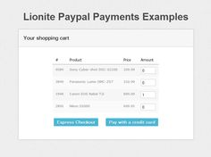 The simplest way to handle online transactions using PayPal. Get started quickly with Express Checkout, Direct Payments, recurring payments, IPNs and more using this PHP PayPal API class.