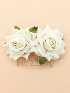 Flower Decor Hair Pin | SHEIN South Africa Flower Decorations, Coupon Codes, Free Gifts, Hair Pins, Hair Accessories, Stud Earrings, Flowers, South Africa, Fashion Styles