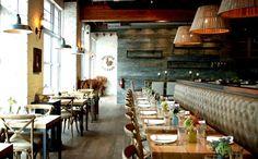 Kaper Design; Restaurant & Hospitality Design: Yardbird