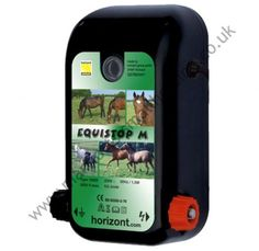 Protect Your Horse with, the equiSTOP M Energiser 230v Horizont - £89.99 ex. VAT