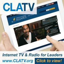 Learn from Leaders: www.CLATV.org