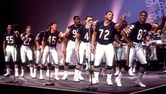 "The 1985 Chicago Bears performed, ""The Superbowl Shuffle,"" and brought rap to the attention of rural white kids."