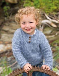 Lillebrorgenser fra I all enkelhet Baby Knitting, Children, Kids, Men Sweater, Pullover, Sweaters, Pattern, Crafts, Clothes