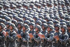 China's Xi urges need for 'world-class' army loyal to party
