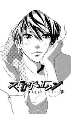 Strobe Edge, bishounen, anime guy, manga guy