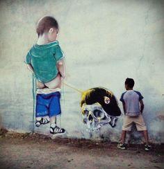 Art that inspires. #antifa