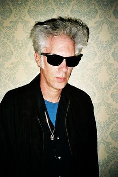 Jim Jarmusch (American comedy & dramatic vignette director: Stranger Than Paradise [1984], Dead Man [1995], Ghost Dog: The Way of the Samurai [1999], Coffee and Cigarettes [2003], Broken Flowers [2005])