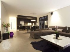 wonderful space & comfortable sofa